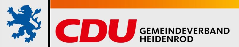 Logo von CDU Heidenrod