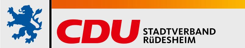 Logo von CDU Rüdesheim