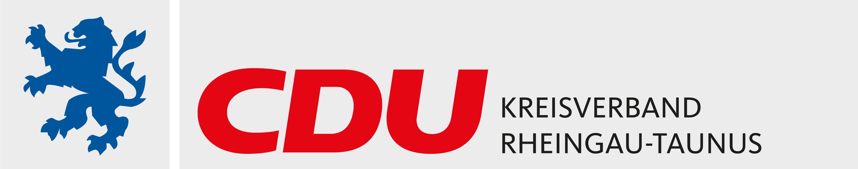 Logo von CDU Rheingau-Taunus