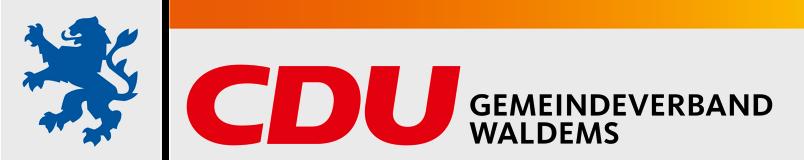 Logo von CDU Waldems